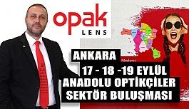 Opak Lens Anadolu Optikçiler Sektör Buluşmasına Katılıyor
