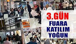Ankara Optikçiler Buluşması Fuarına 3. Gün de Katılım Yoğun