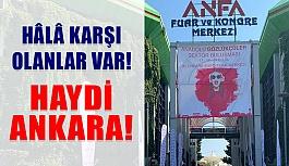"""Erol Harbi """"Haydi Ankara, Yerli Üreticine Sahip Çık"""""""