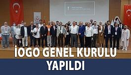 İstanbul Odası Mali Genel Kurulu Yapıldı