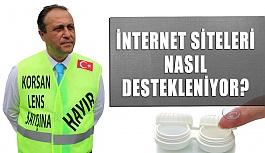 """Erol Harbi """"İnternet Siteleri Nasıl Destekleniyor?"""""""