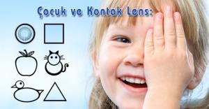 Çocuklarda Kontak Lens Kullanımı