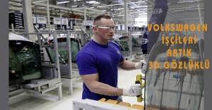 Volkswagen Almanya işçilerine Google Glass Dağıtacak!