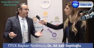 Dr. Ali Sait SEPTİOĞLU ÜTS Hakkında Mikrofonlarımıza Konuştu!