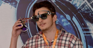 Engelsiz Hackathon'da kazanan 'Akıllı Gözlük' oldu