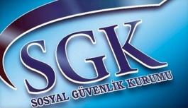 SGK'dan Büyük Kolaylık