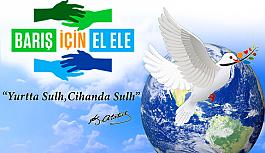 21 Eylül Dünya Barış Günü Kutlu Olsun!
