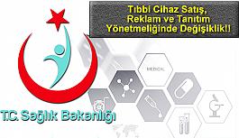 Tıbbi Cihaz Satış, Reklam ve Tanıtım...
