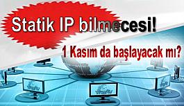Statik IP bilmecesi!