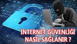 İnternet Güvenliği İçin Çok Önemli!