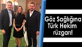 Göz hastalıkları konusunda Türk Hekim...