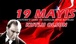 19 Mayıs Atatürk'ü Anma Gençlik...