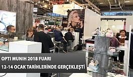 Opti Münih 2018 Fuarı 12-14 Ocak'ta...