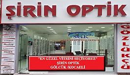 """""""En Güzel Vitrini Seçiyoruz"""" Yarışması: Şirin Optik-Gölcük /Kocaeli"""