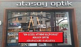 """""""En Güzel Vitrini Seçiyoruz"""" Yarışması: Atasoy Optik-Adapazarı /Sakarya"""