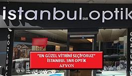 """""""En Güzel Vitrini Seçiyoruz"""" Yarışması: İstanbul SNR Optik- Afyon"""