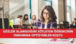 Gözlük Alamadığını Söyleyen Öğrencinin...