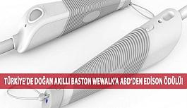 Türkiye'de Doğan Akıllı Baston WeWALK'a...
