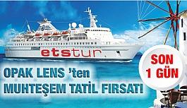 Vizesiz Yunan Adaları Tatili İçin SON...