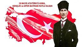 19 Mayıs Atatürk'ü Anma Gençlik ve...