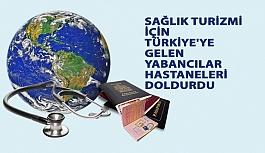 Sağlık Turizmi İçin Türkiye'ye Gelen Yabancılar Hastaneleri Doldurdu
