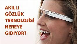 Akıllı Gözlük Teknolojileri Nereye Gidiyor?