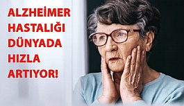 Alzheimer Hastalığı Tüm Dünyada Hızla...