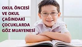 Okul Öncesi ve Okul Çağındaki Çocuklarda...