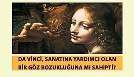 Da Vinci, Sanatına Yardımcı Olan Bir...