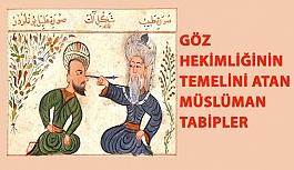 Göz Hekimliğinin Temelini Atan Müslüman...