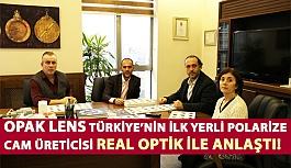 Opak Lens Türkiye'nin İlk Yerli Polarize...