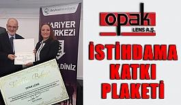 Opak Lens'e 2018 Yılında İstihdama...