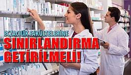 Türk Eczacılar Birliği Açıklama Yaptı...