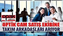 Opak Lens Satış Ekibine Takım Arkadaşları...