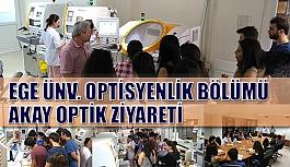 Ege Üniversitesi Öğrencileri Akay Optik...