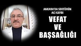Gözsun Optik Sahibi Yaşar Kından Vefat...
