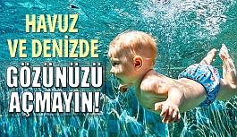 Havuz Ve Deniz Göz Enfeksiyonlarına Neden...