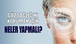 Göz Sağlığınızla İlgili Merak Edilen...