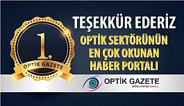 Optik Sektörünün En Çok Okunan Haber...