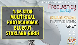 1.56 Stok Multifokal Photochromic Bluecut...