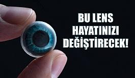 Hayatınızı Değiştirecek Kontak Lens...