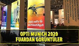 Opti Munich 2020 Fuarından Görüntüler