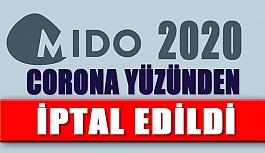 Mido 2020 Milano Optik Fuarı Corona Virüsü...