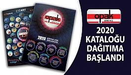 Opak Lens 2020 Kataloğu Dağıtıma Başlandı
