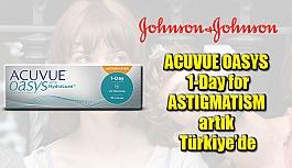 Johnson & Johnson Vision'ın astigmatik...