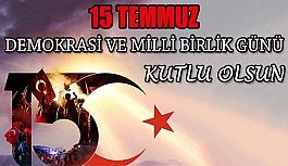 15 Temmuz Demokrasi Zaferinin 5. Yılı...