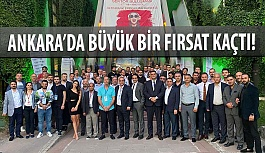 "Erol Harbi ""Ankara'da Büyük..."