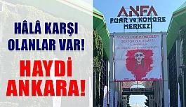 """Erol Harbi """"Haydi Ankara, Yerli Üreticine..."""