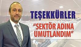"""Erol Harbi """"Teşekkürler İstanbul..."""
