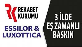 Essilor&Luxottica'ya Rekabet Kurumundan...
